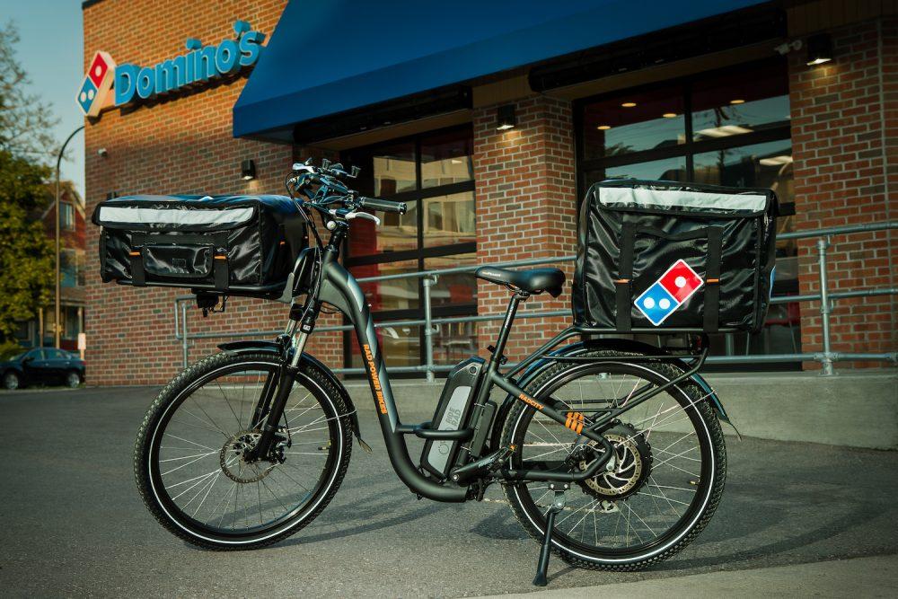 Електрически велосипеди за доставка