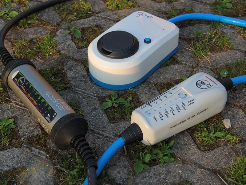 Мобилни зарядни станции