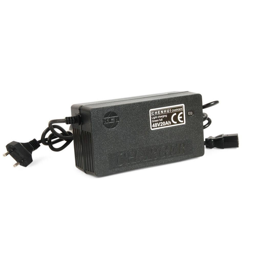 мощно зарядно за 48 волтови батерии