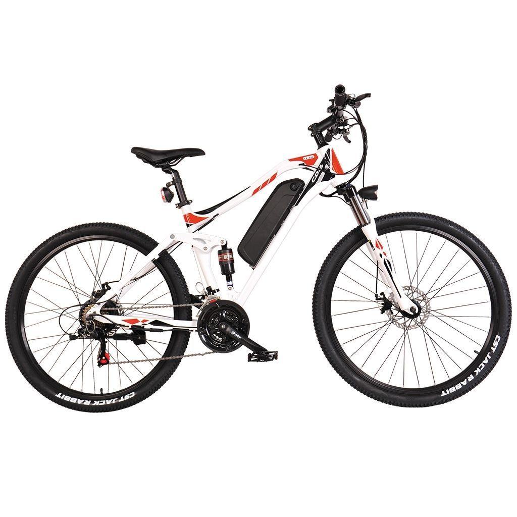 планински електрически велосипед elmotive cd15 27.5 инча