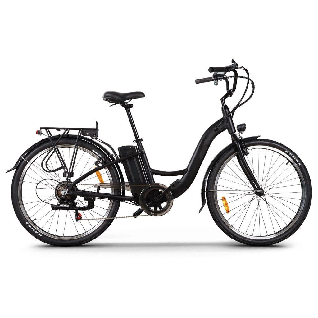 градски електрически велосипед с 27,5 инча гуми