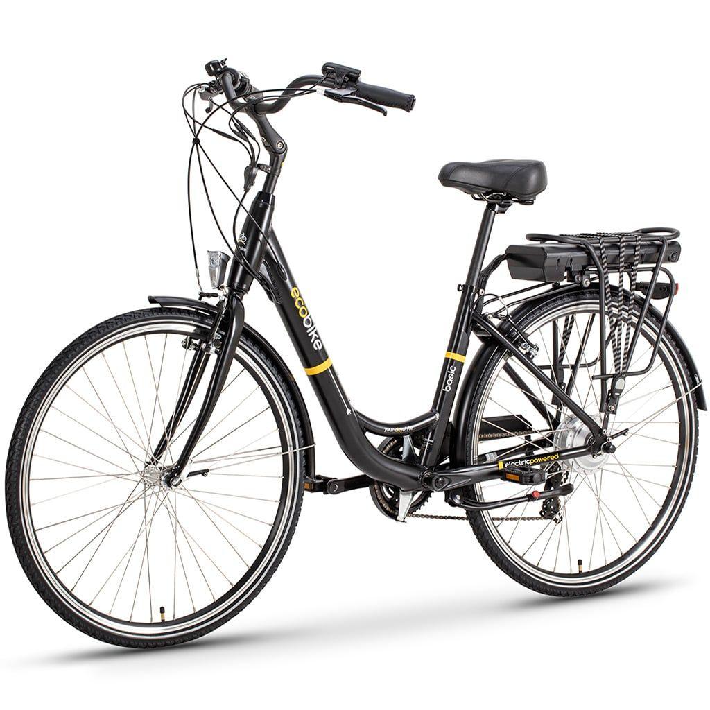 електрически велосипед ЕкоБайк за града