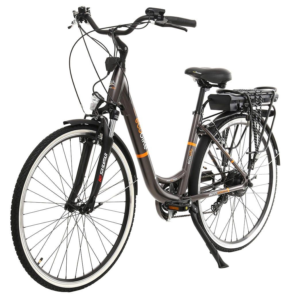 градско електрическо колело екобайк сити 350 вата