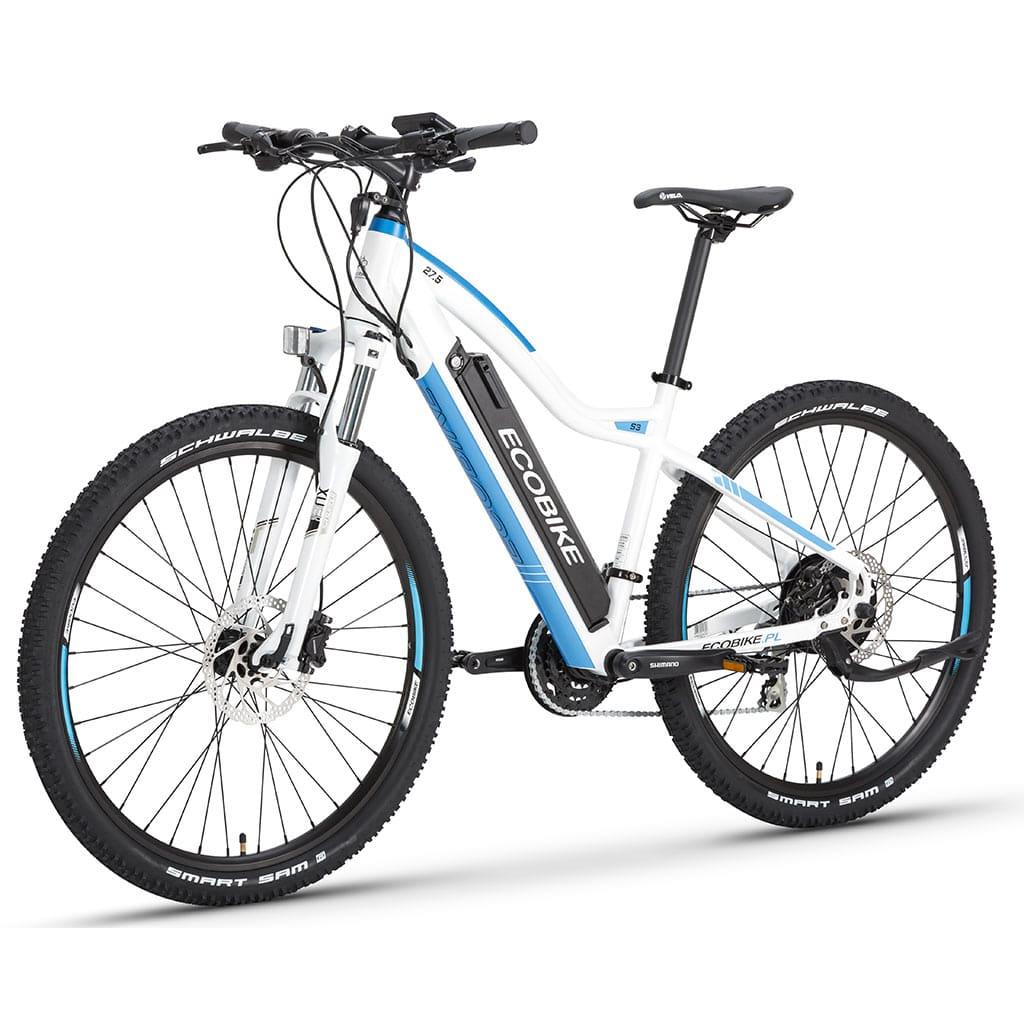 планински електро велосипед ecobike s3 350 вата