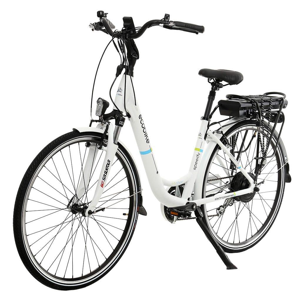градски велосипед на ток екобайк спиди