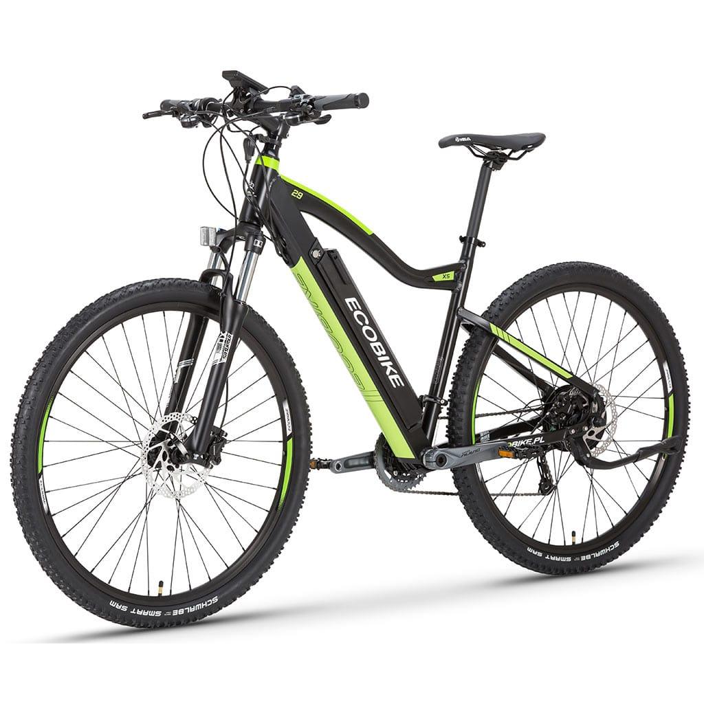 плански електровелосипед екобайк