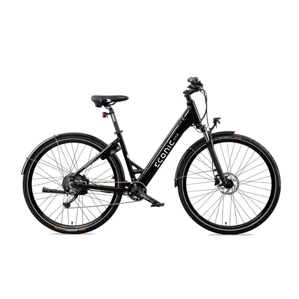 градски електрически велосипед econic one urban lite с 250w мотор и 13.8 ah батерия