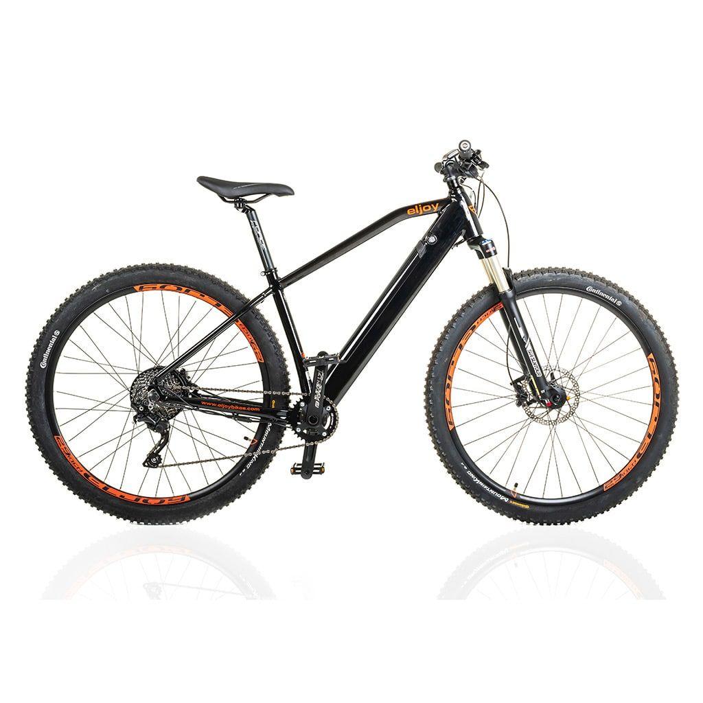 планински велосипед сглобен в България