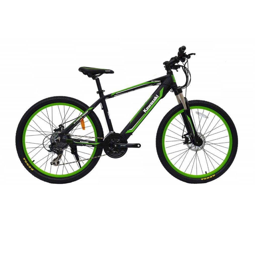 планинско електро колело Kawasaki с 26 инчови гуми