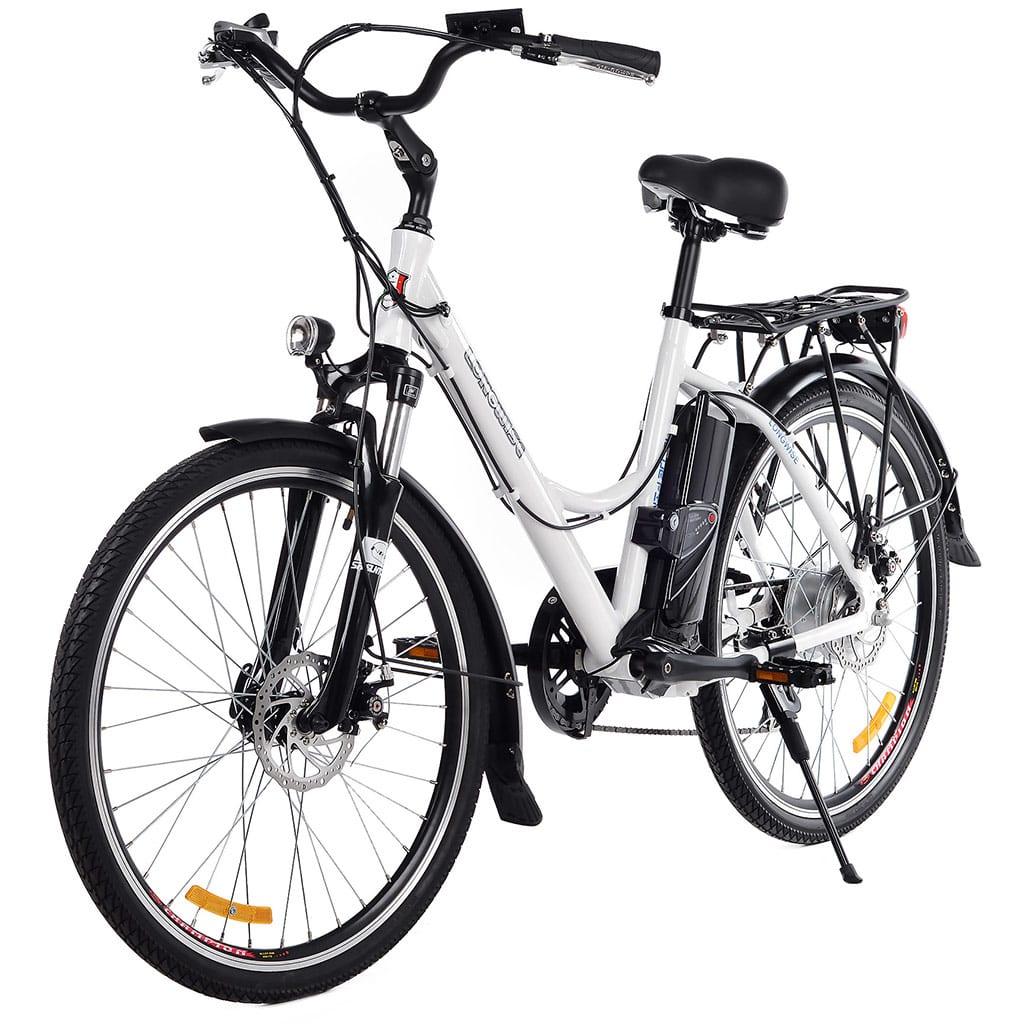 електрически велосипед за градски условия