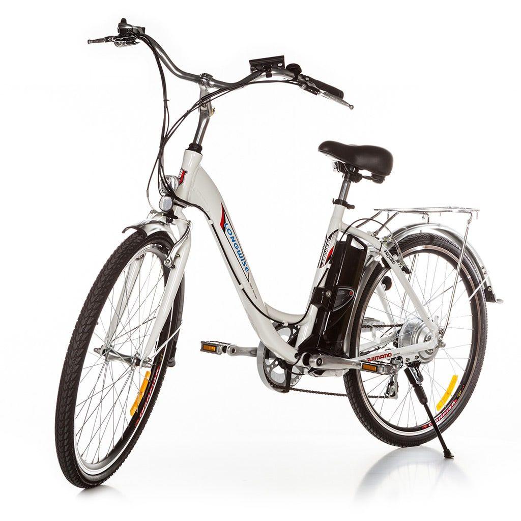 градско електрическо колело с 28 инчови гуми