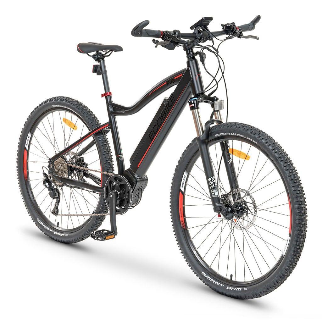 планинско електрическо колело EcoBike RS 21