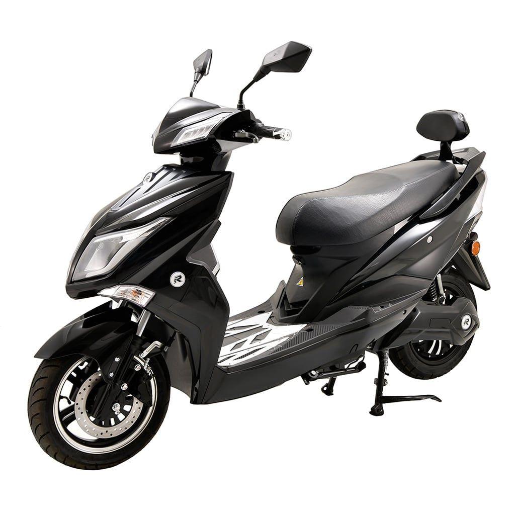 електрически скутер sunra hawk черен