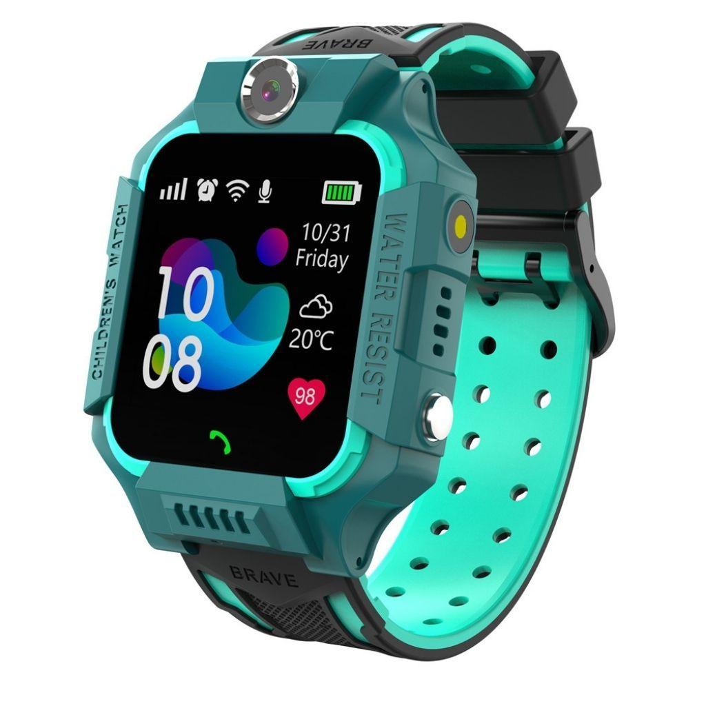 детски смарт часовник xmart със sos функция и локация