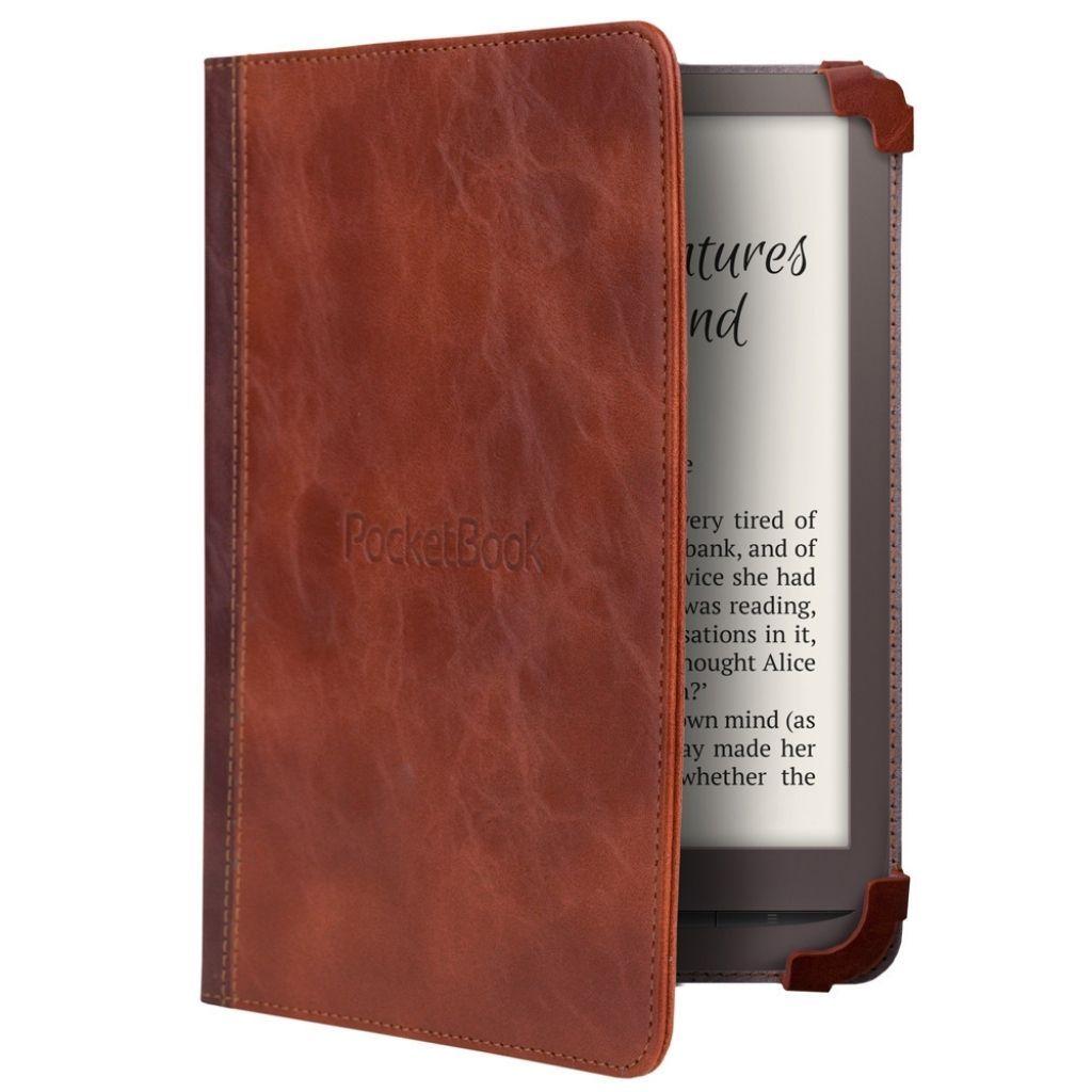 кафяв калъф за ebook четец pocketbook inkpad 3