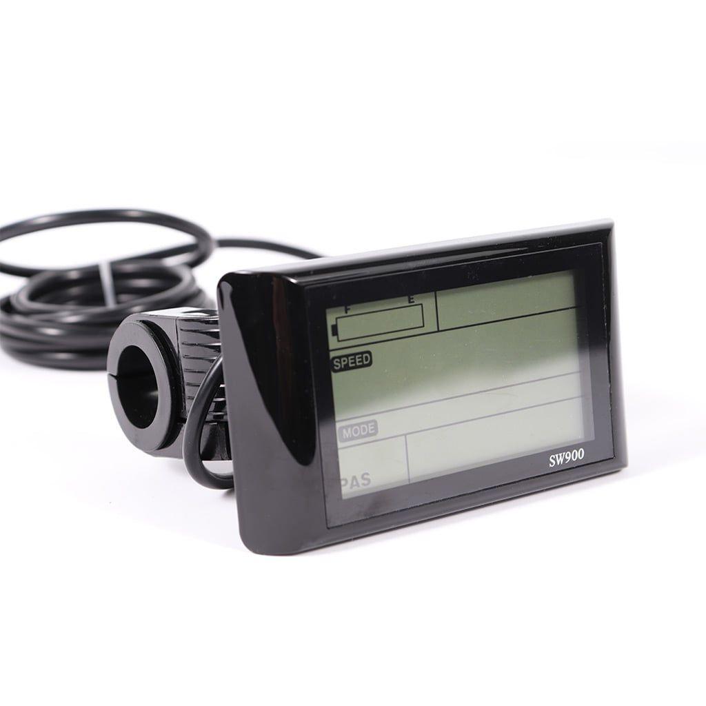 LCD дисплей за електрически велосипеди