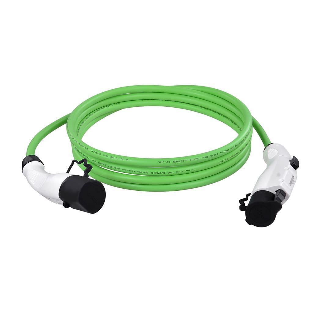 кабел за зареждане стандарт тип 1 SAE J1772