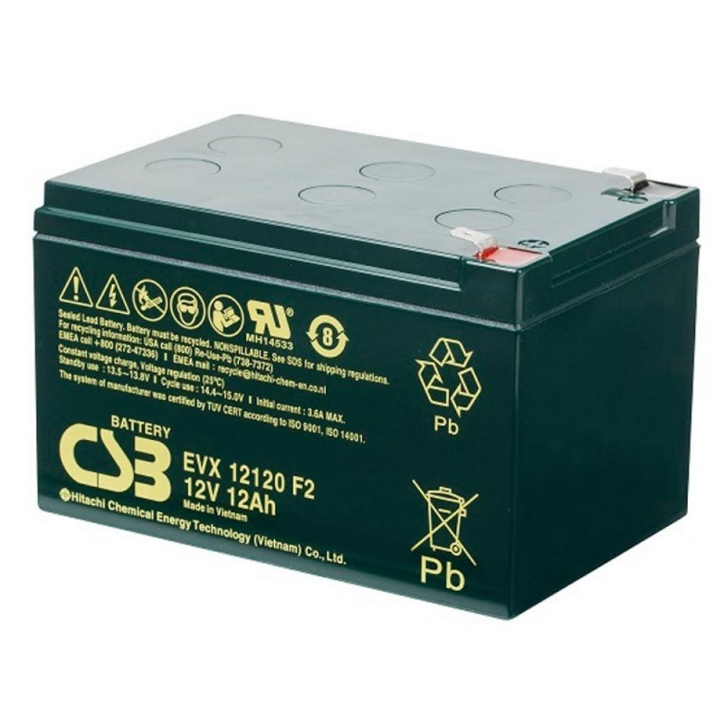 тягов цикличен акумулатор csb 12 ah