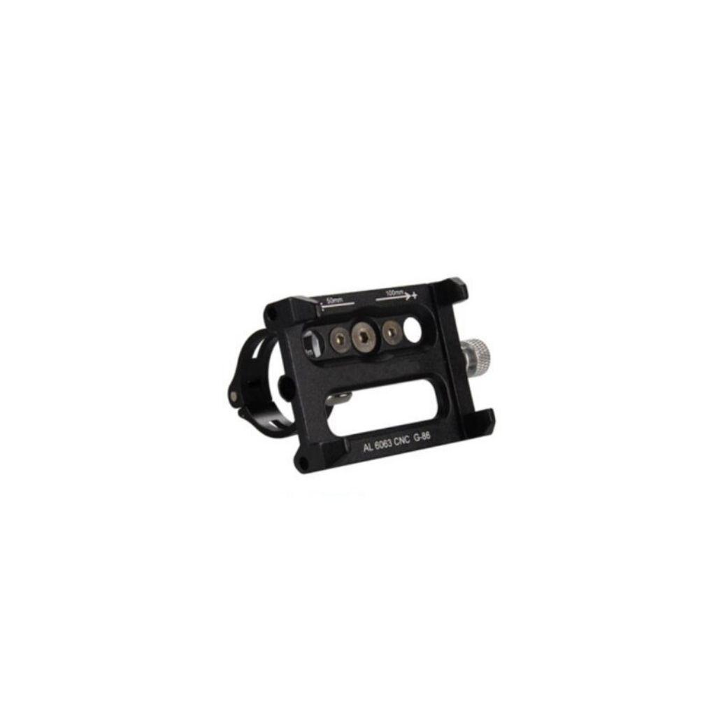 черна стойка за телефон за тротинетка xiaomi m365