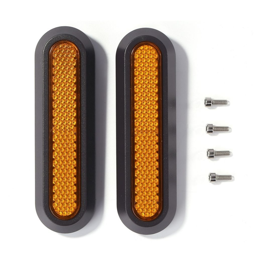 странични капачки със светлоотразител за xiaomi m365 pro 2