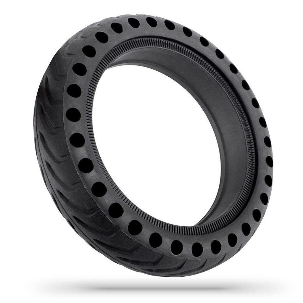 солидна ненадуваема гума за ел скутер xiaomi m365