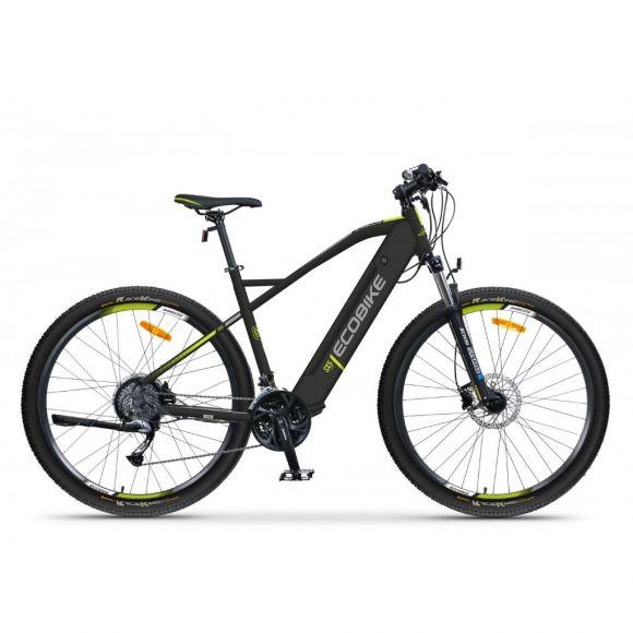 Планински електрически велосипед EcoBike SX5 350