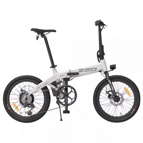 Сгъваемо електрическо колело HIMO Z20   бял