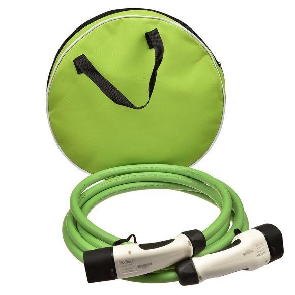 водоустойчива чантичка за кабел за зареждане