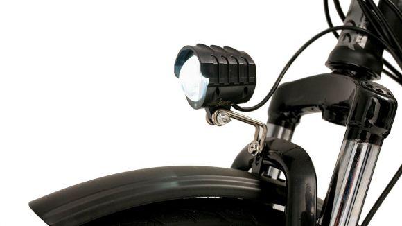 мощен светодиоден фар за електровелосипед