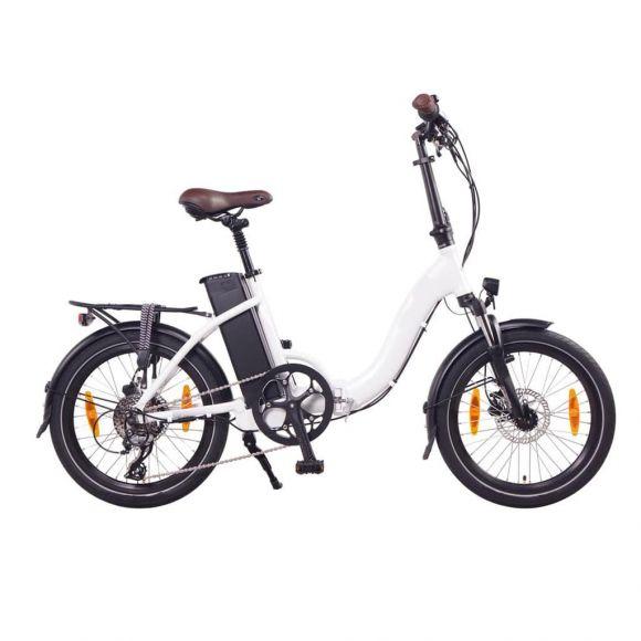 сгъваемо електро колело Елмотив Бейсик 20 инча