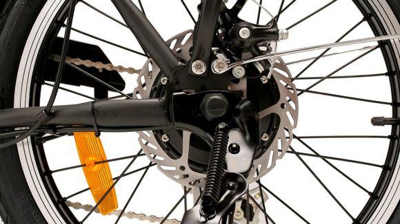 механична дискова спирачна на велосипед Елмотив