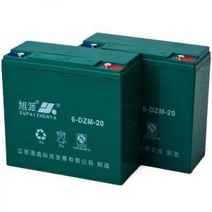 батерия за електрически мотопеди
