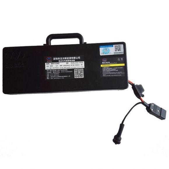 Литиево-йонна батерия за Citycoco 12 Ah 60V