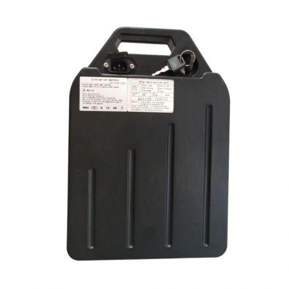 Преносима литиево-йонна батерия за Citycoco 12 Ah 60V