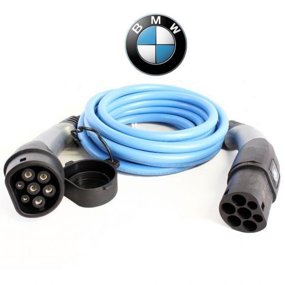 Оригинален кабел за зареждане BMW Тип 2 | 32 A 22 kW