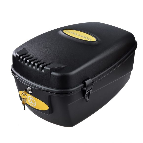 пластмасова кутия за монтаж на багажник