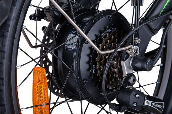 електромотор за електрически велосипед 250 вата