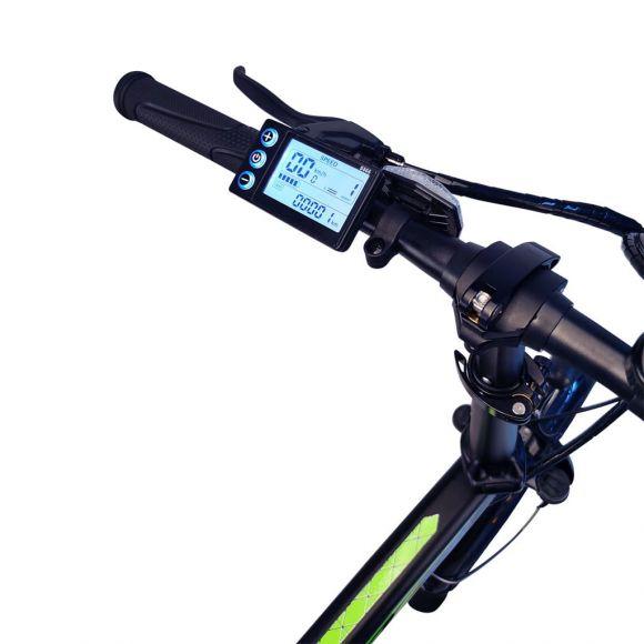 дисплей за електрическо колело