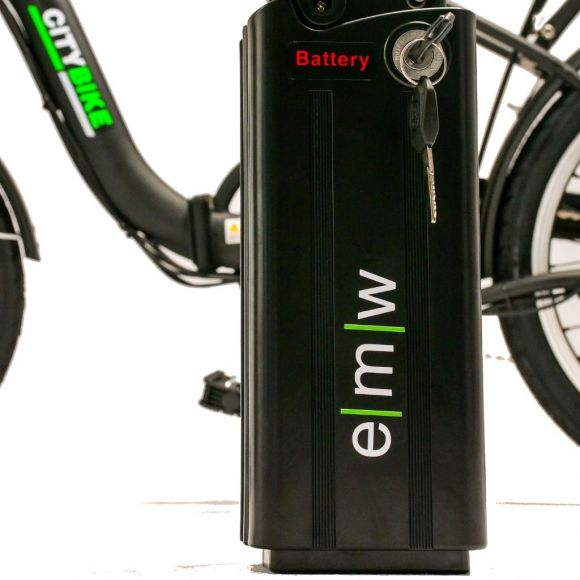 преносимо електрическо колело citybike 20