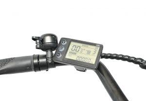 дисплей за управление на колело