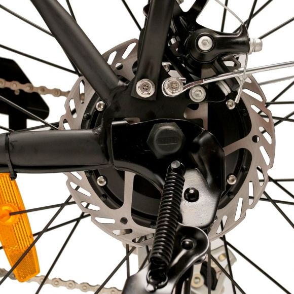 сгъваемо ел колело с 250 вата мотор
