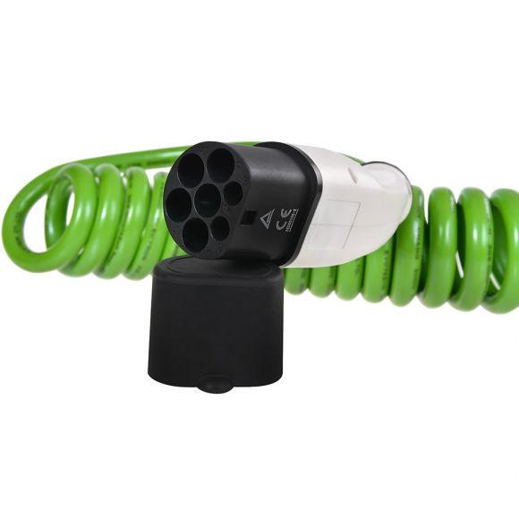 удобен и лек кабел за зареждане на електромобили