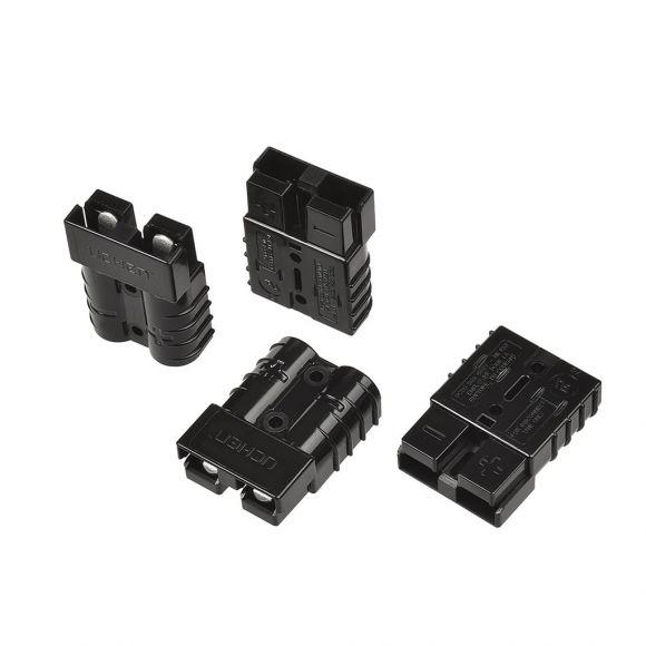 конектор за свързване на кабели с максилен ток до 50 А