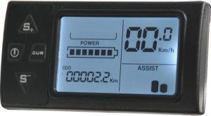 дисплей за електрическо колело longwise