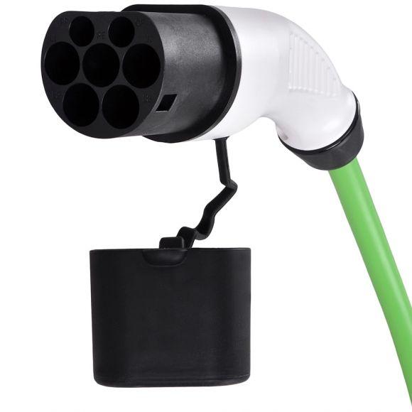 щекер за зарядна станция за електромобили тип 2