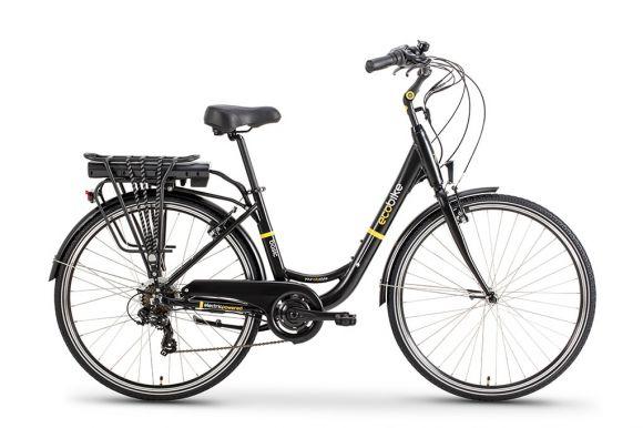 дамско електрическо колело Екобайк Бейсик