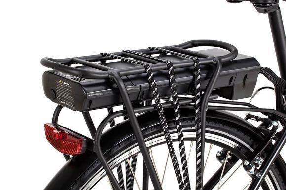 багажник с литиево-йонна батерия