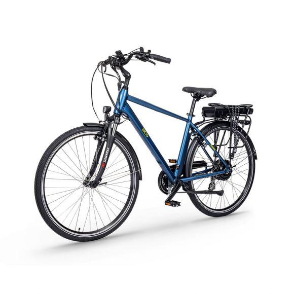 трекинг колело с Bafang двигател 350 вата