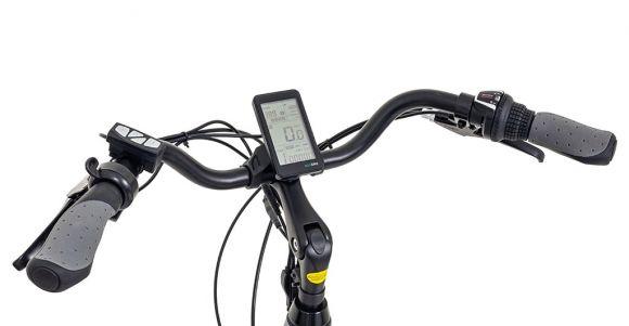 lcd дисплей за управление на електрически велосипед