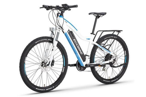 багажник за монтаж на електрическо колело S3